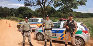 PMs de Minas e Goiás realizam operação fronteira