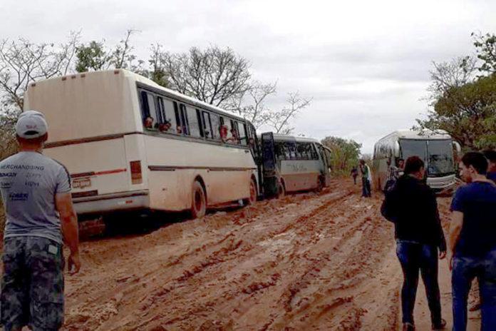 O sertão abandonado: BR 479, Chapada Gaúcha à Januária