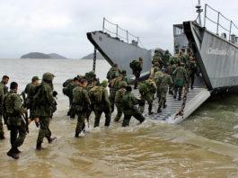 Fuzileiros Navais da Marinha abre concurso para 1300 vagas