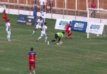 Paracatu vence Formosa por 1 x 0 e assume vice liderança do Campeonato Candango