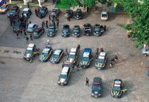 Polícias fazem operação em João Pinheiro e prendem 29 pessoas
