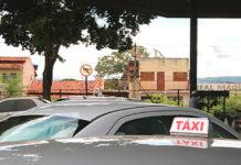 PMU fará a primeira concorrência pública para concessão do serviço de táxi em Unaí